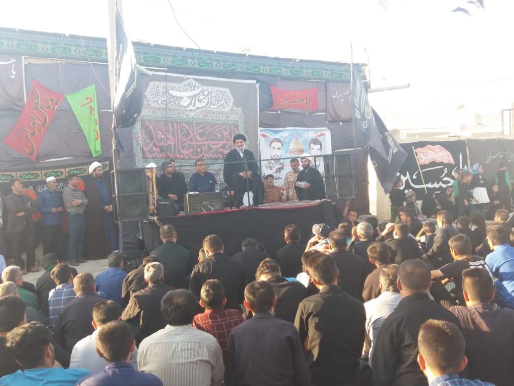 موسوی فرد نماینده ولی فقیه: من مسول اجرایی نیستم اما قول پیگیری مشکلات منطقه را میدهم