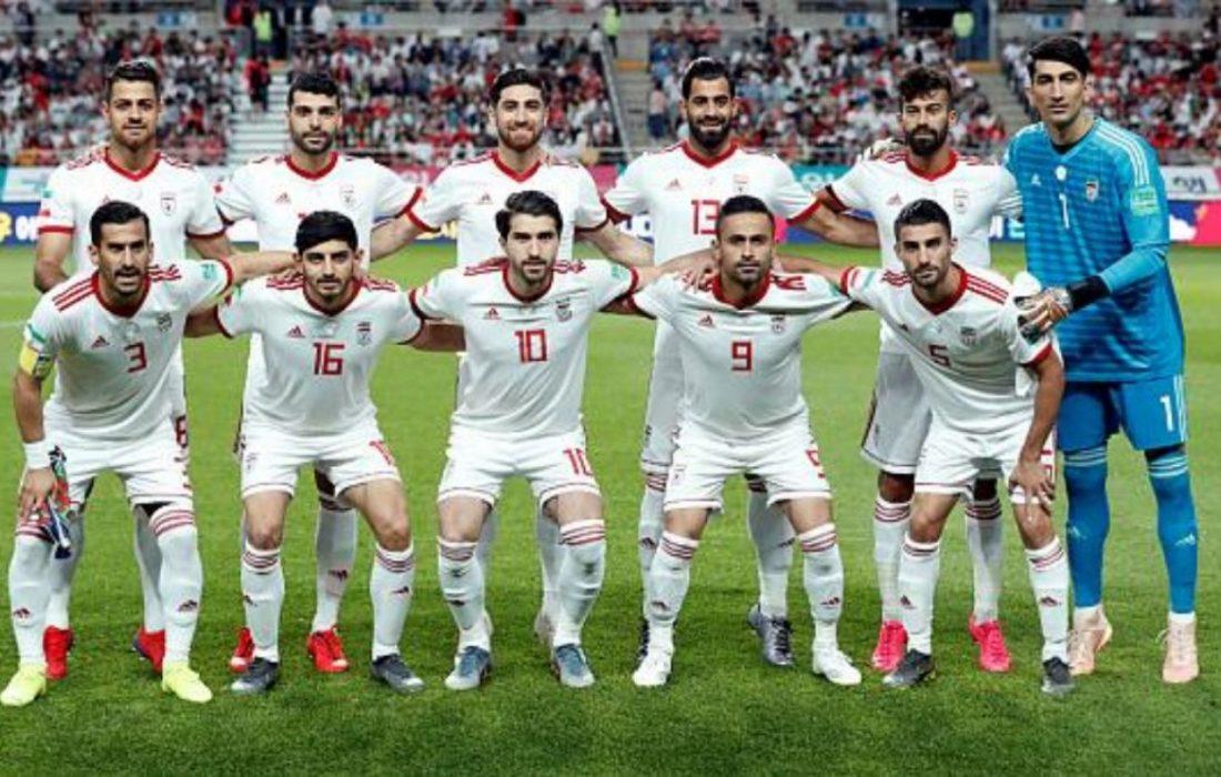 زمان برگزاری ۴ بازی ایران در انتخابی جام جهانی ۲۰۲۲ مشخص شد