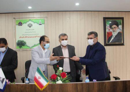 رضا فرامرزی به عنوان سرپرست مدیریت آموزش و پرورش عشایر خوزستان معرفی شد