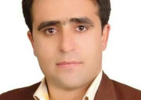 غلامرضا زنگنه بعنوان هیئت رئیسه کانون انجمنهای صنفی استان خوزستان انتخاب شد