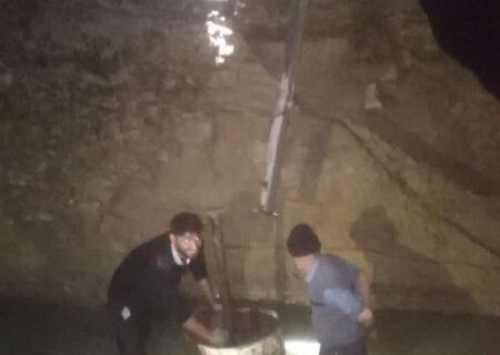 ساخت آبگیر جدید جهت آبرسانی به دهستان هپرو و شش روستای تابع