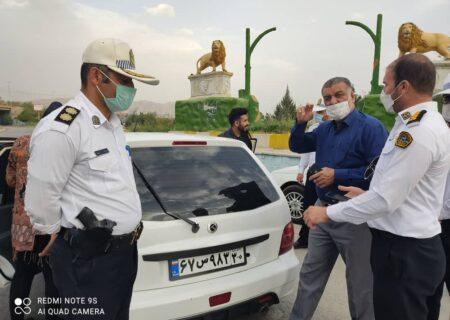 فرماندار باغملک: جرائم سنگین در انتظار مترددین