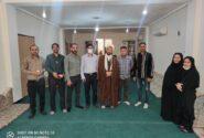 نشست خبرنگاران با امام جمعه و رئیس حوزه علمیه شهرستان باغملک برگزار شد
